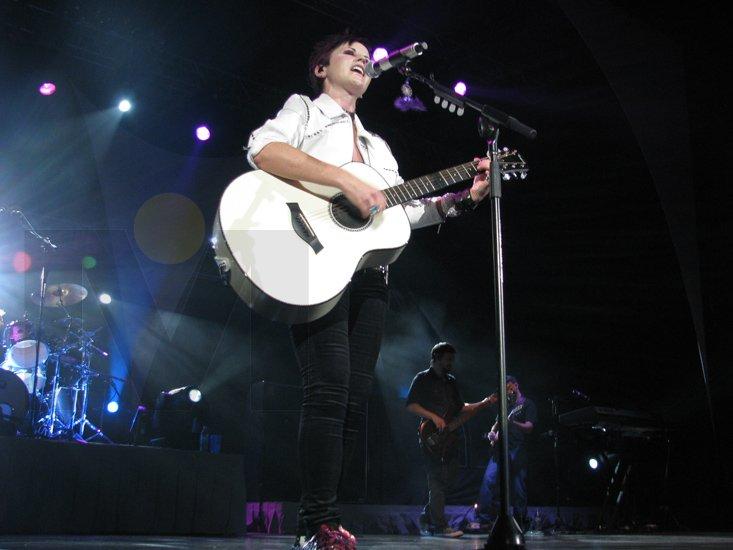 14-Dolores y The Cranberries llenaron la Arena Monterrey.jpg