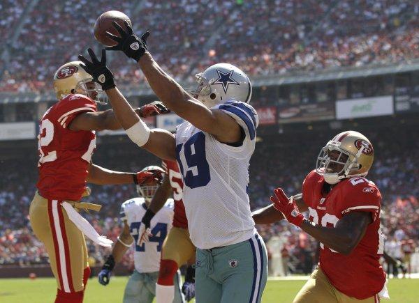 Cowboys 49ers Football
