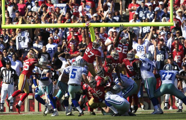 Cowboys 49ers Football