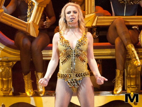 Britney Spears en Monterrey